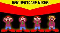 Der deutsche Michel - bluten für Steuern - zugunsten Asylbewerber