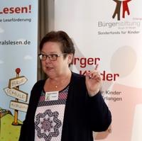 Bürgerstiftung Erlangen - erfolgreicher Auftakt bei Lesepaten-Projekt