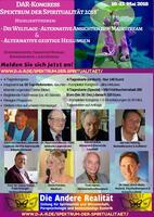 "DAR-Kongress: ""Spektrum der Spiritualität 2018"""