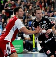 Handball: HC Erlangen und der TuS N-Lübbecke trennen unentschieden