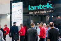 Großes Interesse an Lantek Synergy auf der Blechexpo 2017