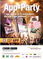 DeutschlandCard lädt zur App-Party des Jahres