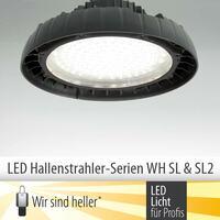 Effiziente LED Hallenbeleuchtung schnell und einfach umgesetzt