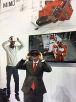 Rohrbearbeitungstechnologien in der Virtual Reality