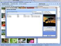 Fotoverwaltung Fotosortierer XL auf automatisch doppelte Bilder löschen erweitert