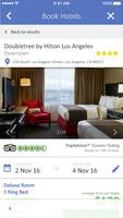 Geschäftsreisende können jetzt vom Unternehmen bevorzugte Hotels über TripSource® App buchen