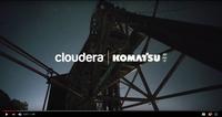 Komatsu setzt auf eine von Cloudera angetriebene IIoT-Plattform