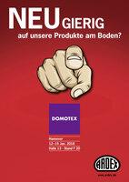 DOMOTEX: Ardex zeigt Neuigkeiten im Bereich Bodenbelagsklebstoffe