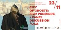 Filmpremiere CITY of GHOSTS, mit der Kamera gegen die IS in Raqqa