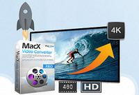 MacX Video Converter erweckt 4K zum Leben - mit Nr. 1 schneller Geschwindigkeit und verlustfreier Qualität