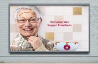 Echt homemade: Sassenbach verleiht Münchner Suppenküche ein neues Gesicht