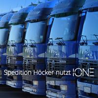 Spedition Höcker entscheidet sich für IONE