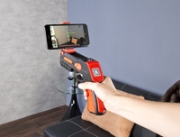 Callstel AR-Pistole für Smartphones bis 5,5 Zoll
