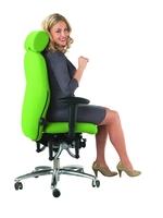 Bewegtes Sitzen als Lösung