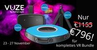 VUZE™-Kamera von Black Friday bis Cyber Monday nochmal 20% günstiger