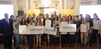 Bürgerenergiepreis Oberpfalz 2017 geht an drei Impulsgeber