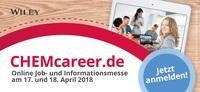 CHEMcareer 2018 - neue Wege im digitalen Personal-Recruiting