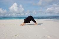 Yoga veränderte ihr Leben