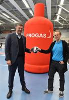 Dortmunder Unternehmen PROGAS ist neuer Werbepartner des Handball-Zweitligisten ASV Hamm-Westfalen