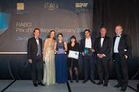Strenger Gruppe holt Awards nach Ludwigsburg