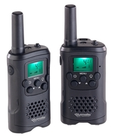 simvalley communications 2er-Set Walkie-Talkies mit VOX