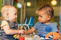Impfungen schützen Kleinkinder in der Kita
