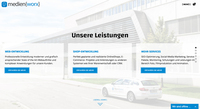 Website-Relaunch bei Agentur medienworx