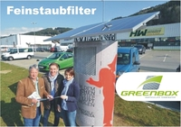 Werbung mit Zusatznutzen: Feinstaubfilter als Litfaßsäulen von Better-Air