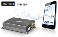 Smartes Klangtuning mit AXTONs 4-Kanal Verstärker A530DSP