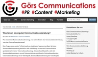 PR + Marketing - was leistet eine (gute) Kommunikationsberatung?