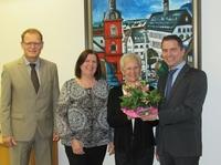 47 Jahre im Dienst der Volksbank Rüsselsheim