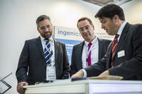 Ingenics präsentiert sich erfolgreich auf der ersten expoAIR in München