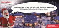 Die Heinz von Heiden-Weihnachtswelt präsentiert das Beste für die Vorweihnachtszeit