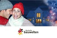 Weihnachten zuhause mit Deutsche Bauwelten