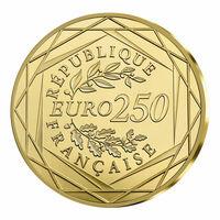 Frankreich gibt neue 250 Euro Goldmünze heraus - zum Nennwert kaufbar