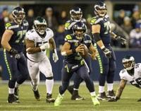 Die Seahawks rupfen die Eagles