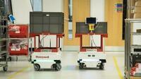 Honeywell automatisiert Warentransport mit Mobile Industrial Robots
