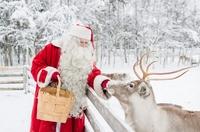 #lappiflights: Mit dem Weihnachtsmann nach Finnisch-Lappland fliegen