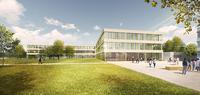 WOLFF & MÜLLER baut neue Albert-Schäffle-Schule in Nürtingen