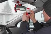 Weihnachtsschmuck im Auto nur mit Einschränkungen erlaubt