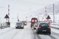 """""""Autofahren im Winter"""" - Verbraucherinformation der ERGO Versicherung"""