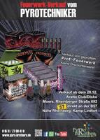 Feuerwerksverkauf, Silvesterfeuerwerk kaufen vom Pyrotechniker