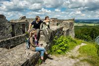 Route zur Ritterromantik