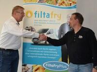 Filtafry: Mobiler Fritteusen Full Service neu in Osnabrück
