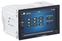 Creasono CAS-4445.bt 7 Zoll 2-DIN-Autoradio