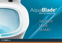 AquaBlade - Eine neue Ära der Spültechnologie