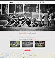Rugby-Team des BSC Offenbach mit neuem Online-Auftritt