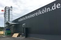 In Köln ist Alles im Lack und es wird energieeffizient abgesaugt!