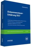 Einkommensteuer-Erklärung 2017 - aktuell und umfassend!