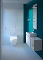 Kompakter Allrounder für jedes Bad